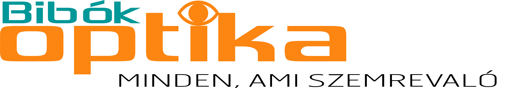BibókOptika Logo
